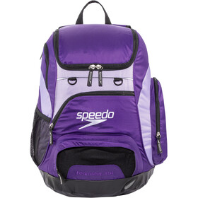 speedo Teamster Sac à dos L, purple